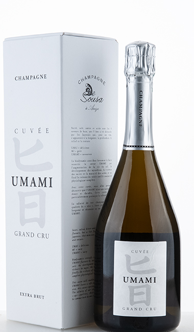 Cuvée UMAMI Millesime Grand Cru Extra Brut 2012