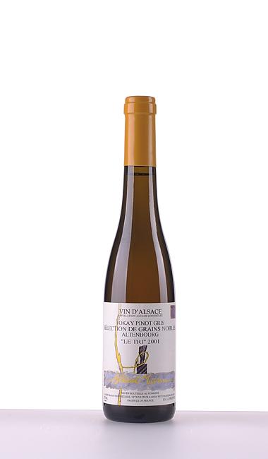 Pinot Gris Altenbourg Le Tri Sélection de Grains Nobles 2001 375ml