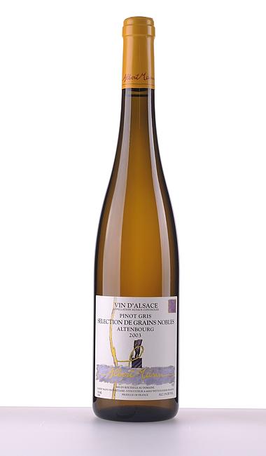 Pinot Gris Altenbourg Sélection de Grains Nobles 2003