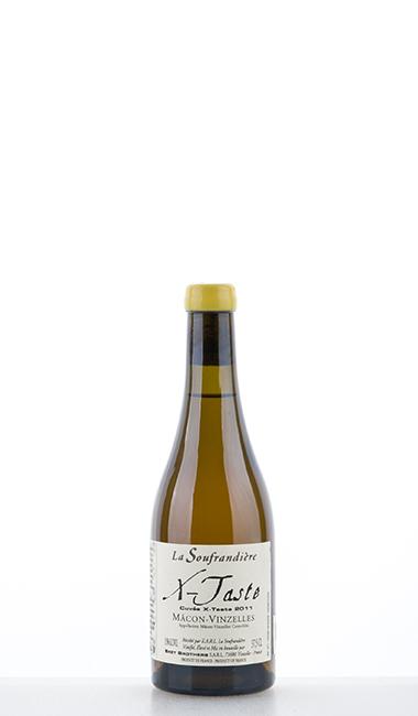 Mâcon-Vinzelles X-Taste 2011 375ml