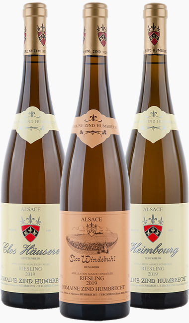 Zind-Humbrecht Riesling Sites Package 2021