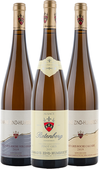 Zind-Humbrecht Dry Pinot Gris Package 2021