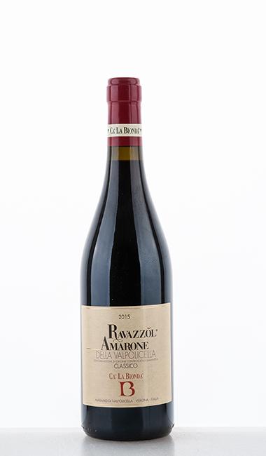 Ravazzol Amarone della Valpolicella Classico DOCG 2015