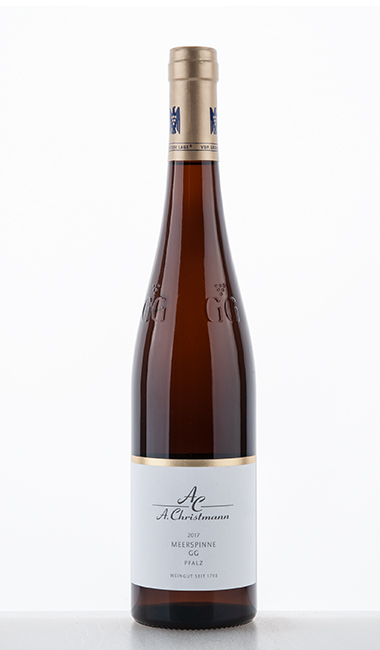 Sea Spider in the Almond Orchard Riesling Grosses Gewächs 2017