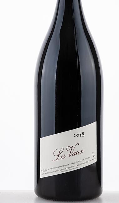 """Bourgogne Côte d'Or """"Les Vaux"""" Sans Sulfite Ajouté AOC 2018 3000ml"""